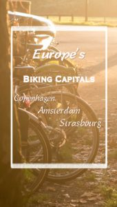 Europe's biking capitals