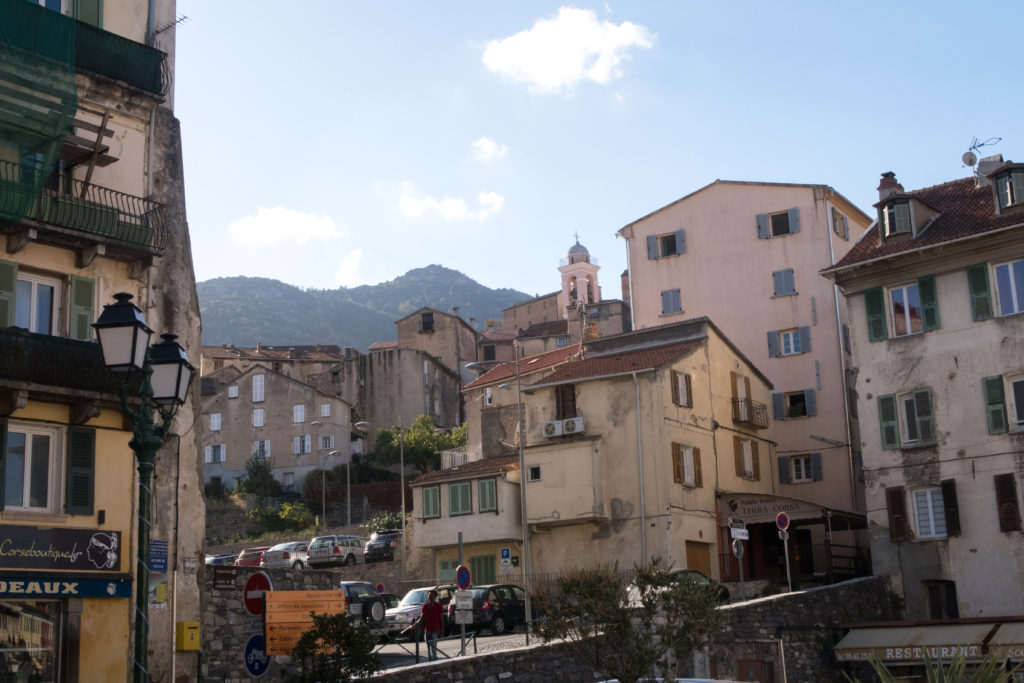 Road-trip in North Corsica