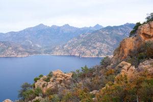 Calanques de Piana, Corsica