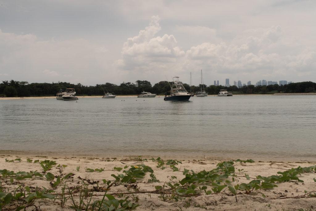 plage Singapour Lazarus