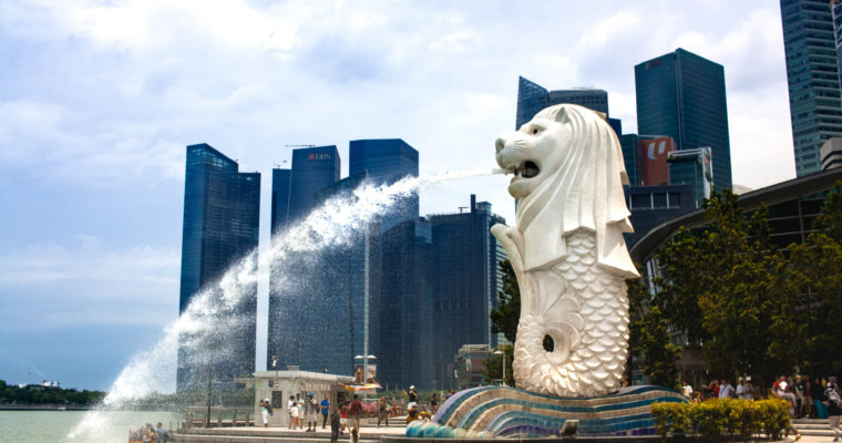 Lettre 1 : Six mois à Singapour