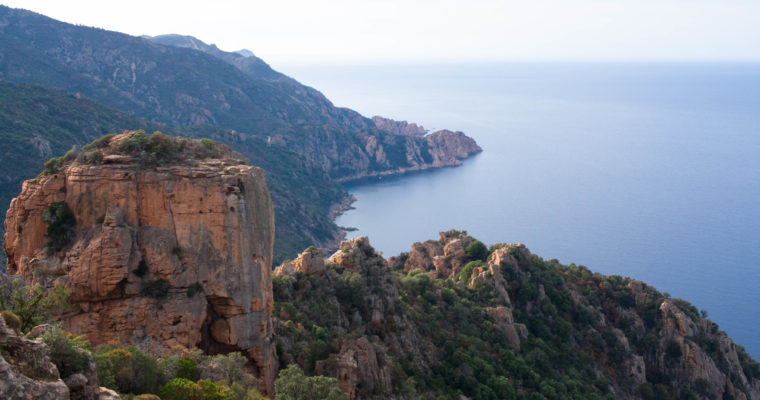 Five-day road-trip in Corsica