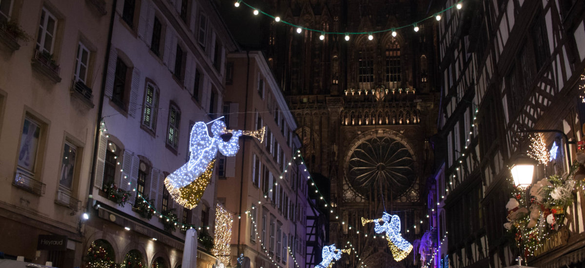 Strasbourg Christmas market: five centuries of tradition and paganism!