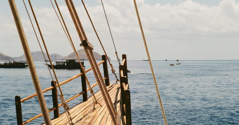 Pirate Days: Chasing the Deep Blue, Fish & Dragons in Komodo